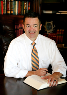 Lawyer David Morgan