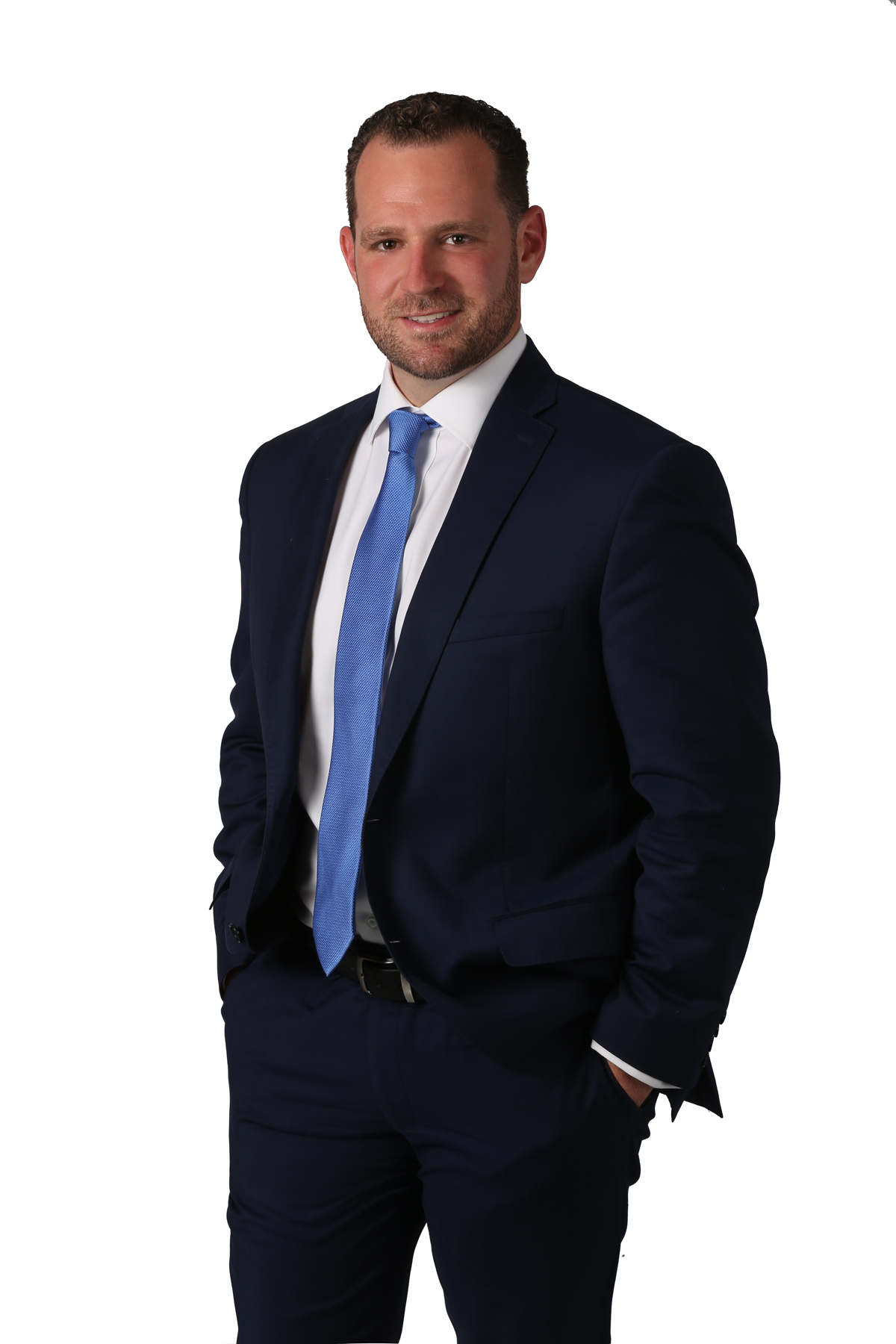 Lawyer Matthew Waring