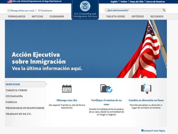estatus migratorio