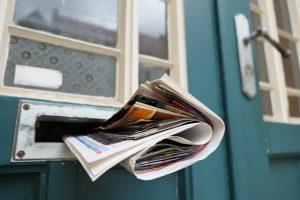 papeles de divorcio por correo