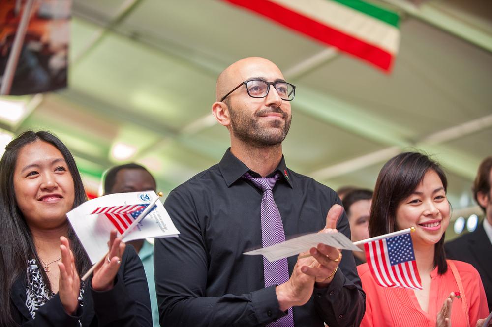 ceremonia de naturalizacion