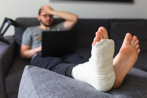 Accidente laboral: ¿a quién debo acudir de inmediato?