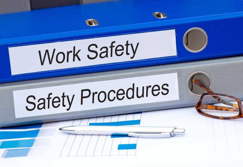 work safety procedures