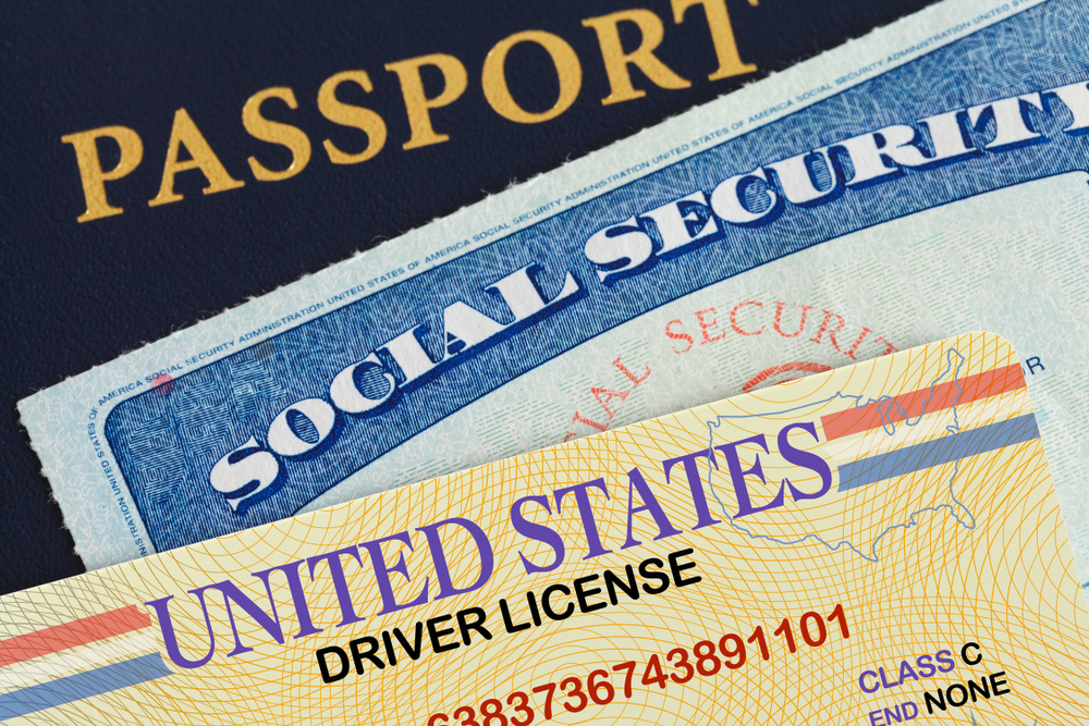 social security and ID
